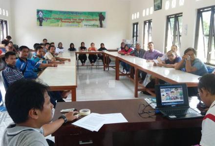 BANTU IMPLEMENTASIKAN UU Desa, BITRA INDONESIA ADAKAN PELATIHAN JURNALISME WARGA