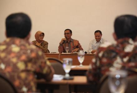 Workshop Peran Sistem Informasi Desa (SID) dalam Mendukung Pembangunan Desa