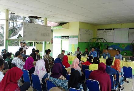 Realisasi Tindak Lanjut SID Tanjung Harap