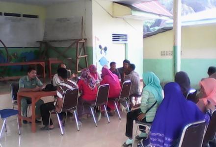 PPS Tanjung Harap Uji Wawancara Calon Anggota KPPS