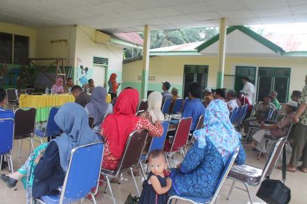 Bitra Indonesia Inisiasi Pendataan AKP di Desa Tanjung Harap