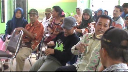 Membentuk BUMDesa, Pemerintahan Desa Tanjung Harap Jaring Aspirasi Warga