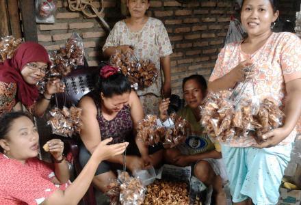 Pemkab Serdang Bedagai Galakan Potensi Desa