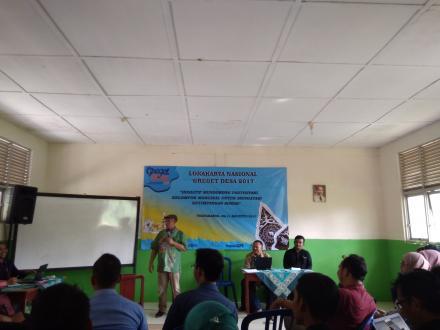 Menggagas Inovasi Transparansi Akuntabilitas di Desa Dlingo Giriloji, Yogyakarta, Indonesia