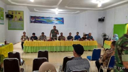 Panwaslu Kecamatan Serba Jadi Adakan Sosialisasi Pengawasan Pemilukada Sumatera Utara