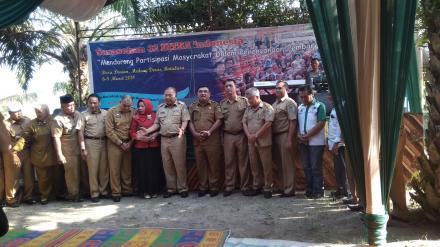 Pegiat SID Hadiri Gelaran Sarasehan Ke-32 Bitra Indonesia