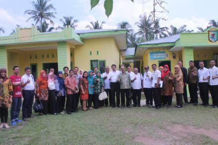 Desa Tanjung Harap Menjadi Pilot Project Kewenangan Desa