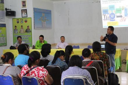 Desa di Kab. Karo dan Deli Serdang Kembali Laksanakan Studi Kunjung Di Desa Tanjung Harap